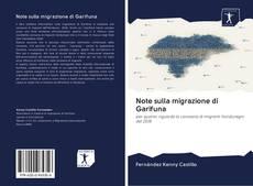 Capa do livro de Note sulla migrazione di Garifuna