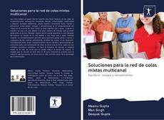 Soluciones para la red de colas mixtas multicanal kitap kapağı