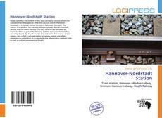 Buchcover von Hannover-Nordstadt Station