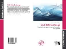 Buchcover von CAD Data Exchange