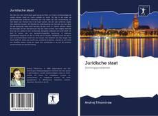 Bookcover of Juridische staat