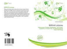 Wilfrid Loizeau的封面