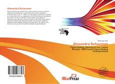 Обложка Alexandra Schauman