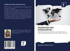 Bookcover of MIGRATION UND SOZIALKAPITAL