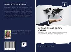 MIGRATION AND SOCIAL CAPITAL kitap kapağı