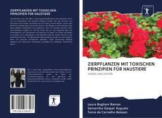 ZIERPFLANZEN MIT TOXISCHEN PRINZIPIEN FÜR HAUSTIERE的封面