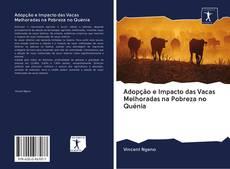 Capa do livro de Adopção e Impacto das Vacas Melhoradas na Pobreza no Quénia