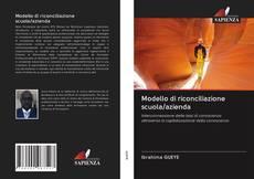Couverture de Modello di riconciliazione scuola/azienda