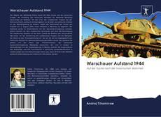 Portada del libro de Warschauer Aufstand 1944