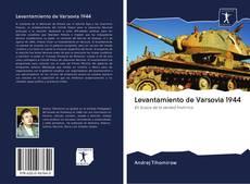 Levantamiento de Varsovia 1944 kitap kapağı