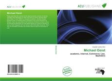 Bookcover of Michael Geist