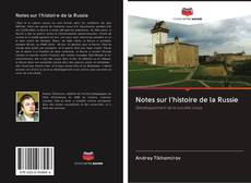 Bookcover of Notes sur l'histoire de la Russie