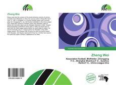 Buchcover von Zheng Wei