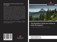 Copertina di The Southern Urals are home to Indo-Europeans