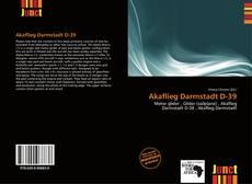 Portada del libro de Akaflieg Darmstadt D-39