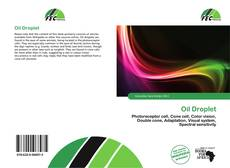 Bookcover of Oil Droplet