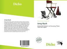 Copertina di Jang Hyuk