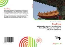 Bookcover of Sun Deng