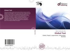 Bookcover of Global Text