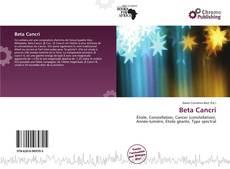 Couverture de Beta Cancri