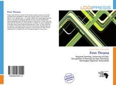 Finn Thrana的封面