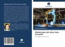 Обложка Metallurgen der alten Indo-Europäer