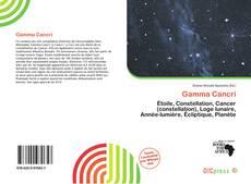 Portada del libro de Gamma Cancri