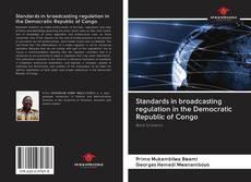 Capa do livro de Standards in broadcasting regulation in the Democratic Republic of Congo