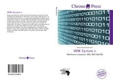 Borítókép a  IBM System z - hoz
