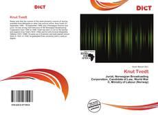 Обложка Knut Tvedt