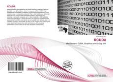 Buchcover von RCUDA
