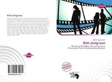 Bookcover of Kim Jung-eun