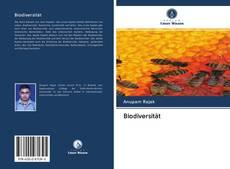 Bookcover of Biodiversität
