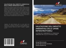 Обложка VALUTAZIONE DELL'IMPATTO AMBIENTALE DELLE OPERE INFRASTRUTTURALI