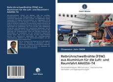 Couverture de Reibrührschweißnähte (FSW) aus Aluminium für die Luft- und Raumfahrt AA6056-T4