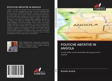 Copertina di POLITICHE ABITATIVE IN ANGOLA