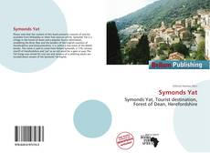 Bookcover of Symonds Yat