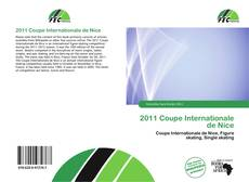 Bookcover of 2011 Coupe Internationale de Nice