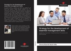 Bookcover of Strategy for the development of essential management skills