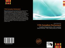 Bookcover of 17th Canadian Parliament