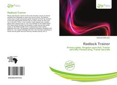 Bookcover of Radlock Trainer