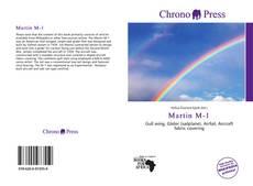 Buchcover von Martin M-1