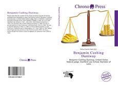 Bookcover of Benjamin Cushing Duniway