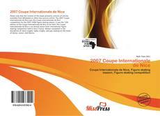 Buchcover von 2007 Coupe Internationale de Nice