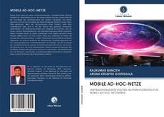 Borítókép a  MOBILE AD-HOC-NETZE - hoz
