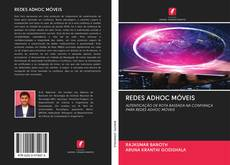 Portada del libro de REDES ADHOC MÓVEIS
