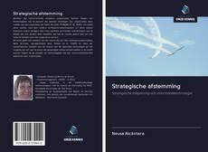Buchcover von Strategische afstemming