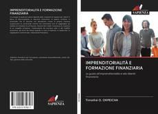 Обложка IMPRENDITORIALITÀ E FORMAZIONE FINANZIARIA