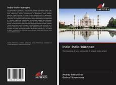 Bookcover of Indio-indio-europeo