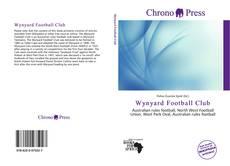 Wynyard Football Club kitap kapağı